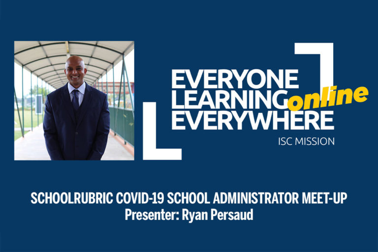 Ryan Persaud, Director of Information Technology (IT) and Innovation at the International School of Curitiba, Brazil shares the school's experience thus far with their closure due to the COVID-19 pandemic and recommendations for best practices.