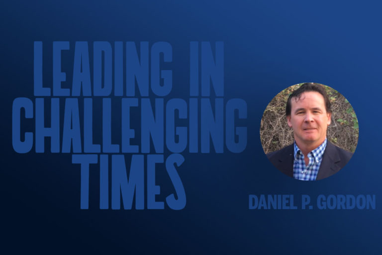 Daniel Gordon shared insight on how to take a systematic, theoretically-based approach to extended school closures.