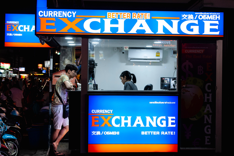 Keeping tabs on the exchange rate will help expats determine ideal times to convert their host country salary back into their home currency.