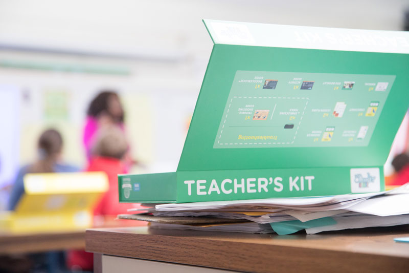 """3Doodler has recently focused on bringing more visibility to their products to educators, with special discounted """"EDU Bundles"""" for classrooms, libraries, and makerspaces."""