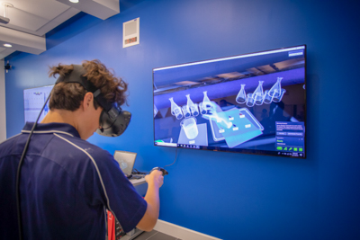 Reusing materials in VR labs, such as animal samples for dissections, significantly reduces costs for schools.