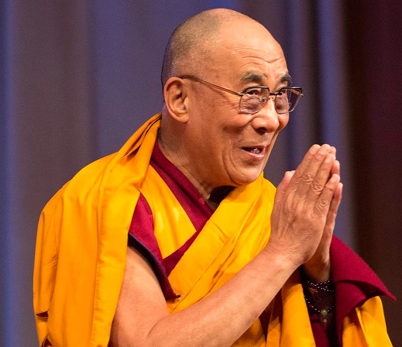 """My religion is very simple. My religion is kindness."" Dalai Lama"