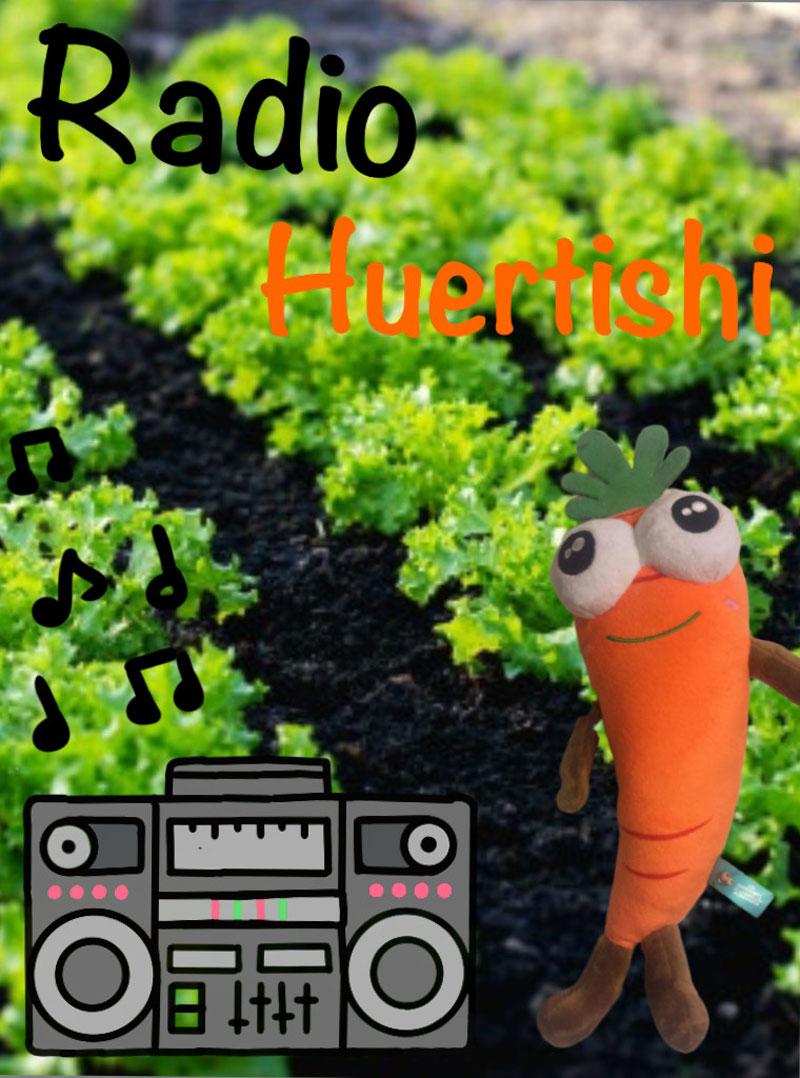 Logo de Radio Huertishi.